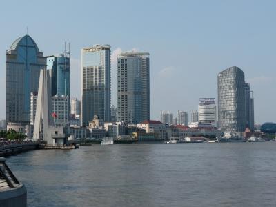 Modernes Shanghai 2