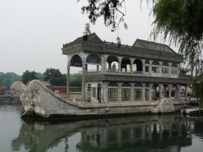 Peking: Sommerpalast (Marmorschiff)