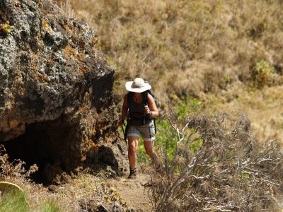 Auf La Palma untewegs