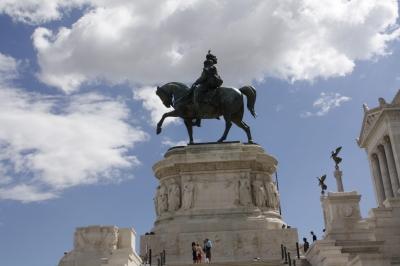 Monument von Viktor Emanuel II. von Rom