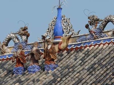 China: Geisterstadt Fengdu 1