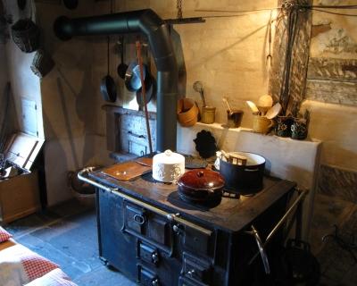 Museumsküche im Morlokhof