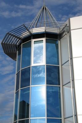 Turm in der Fußgängerzone 2 - Büsum