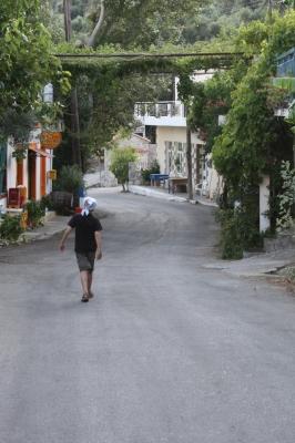 Mein Sohn Jannis - Azogires Kreta 2009