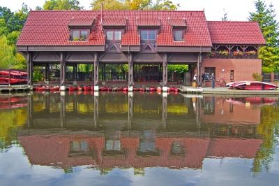 Bootshaus in Lübben