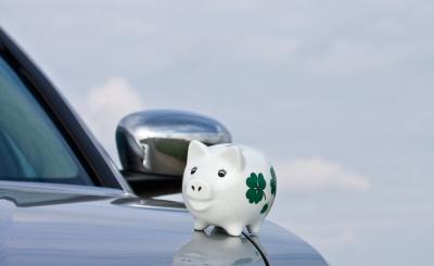 Sparen aufs Auto