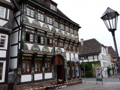 Höxter: Altstadt