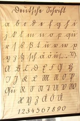 Suetterlinschriftzeichen