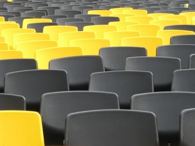 Sitzverteilung