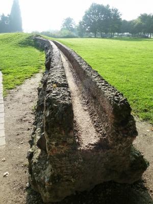 Wasserleitung Archäologischer Park Xanten