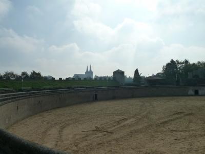 Amphitheater (2) Archäologischer Park Xanten
