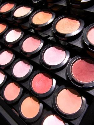Make-up Trendfarben