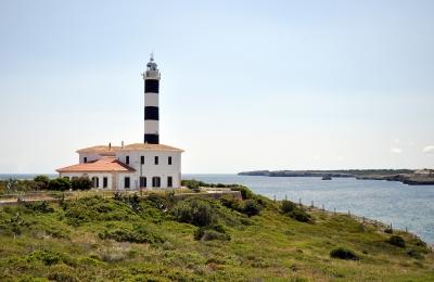Mallorca - Leuchtturm von Portocolom
