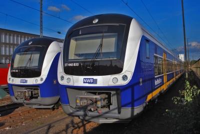 neue Regio-S-Bahn Bremen/Niedersachsen