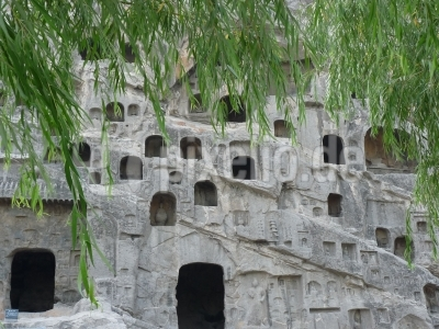 Tempelgrotten von Luoyang (China)