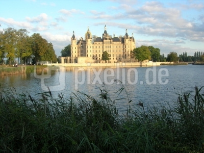 Schloss Schwerin - ein Märchenschloss