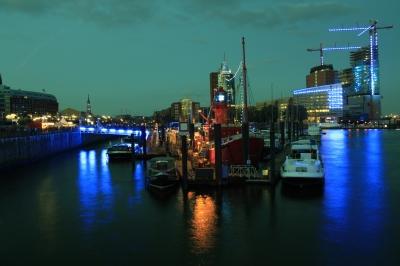 Blue Cruise Days in Hamburg