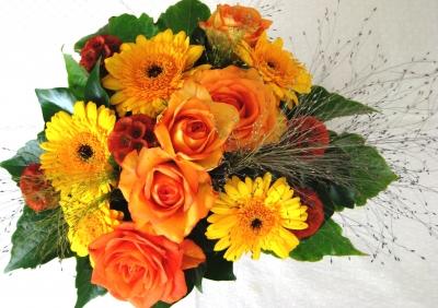 Aparter Blumenstrauß