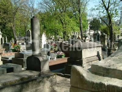 Friedhof in Paris