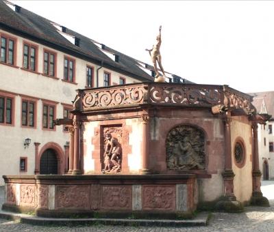 Innenhof II