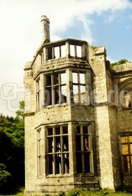 Puxley Castle (4), Ireland, in 2000