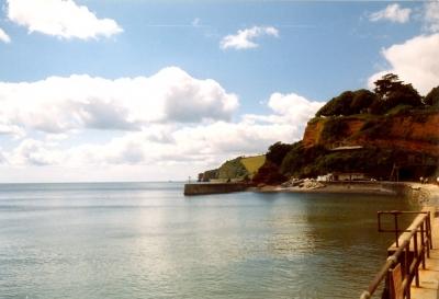 England Südküste bei Brighton (1998)