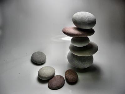 Balance finden . . .