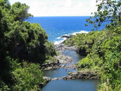 Maui - Seven sacred pools