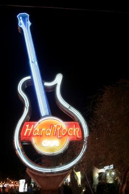 Hurgada - Hard Rock Cafe (Ägypten 2010)
