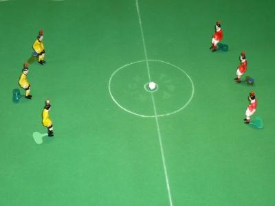 Fußball Kikspiel