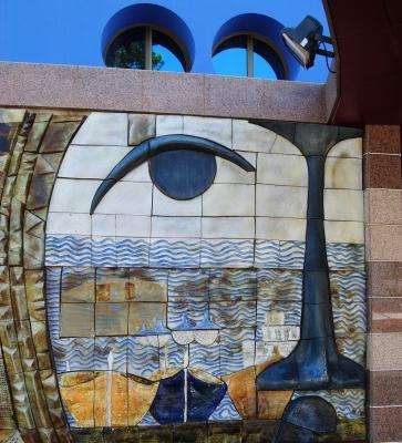 Mallorca Fassadengemälde