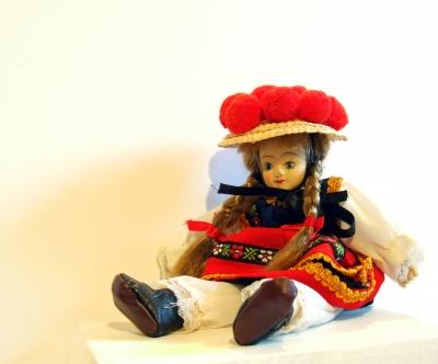 Schwarzwald-Puppe