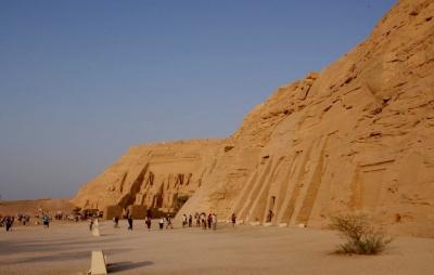 Die Tempel von Abu Simbel