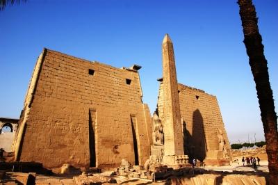 Der Luxor-Tempel