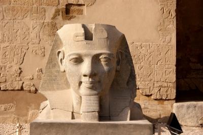 Luxor-Tempel  1