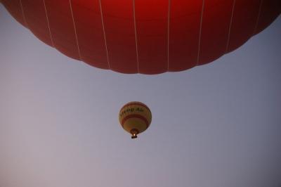 Ballonfahrt über Luxor 4