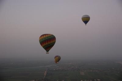 Ballonfahrt über Luxor 6