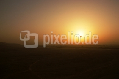 Sonnenaufgang über dem Nil 5