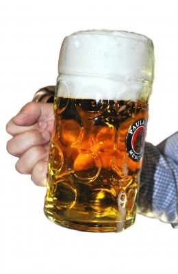 Oktoberfest / Paulaner Bier