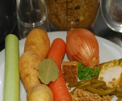 linseneintopf vegetarisch