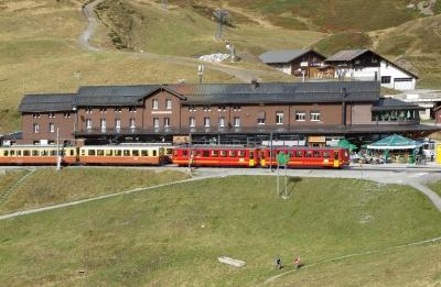 Lauterbrunnen-Grindelwald - Kleine Scheidegg