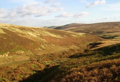 Highlands im Oktober