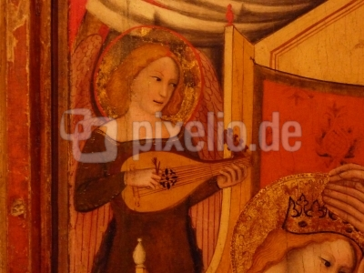 Udine: Dom (Musikantin)
