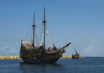 Piraten Schiffe