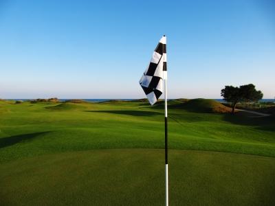 Golfplatz-Perfektion Lykia Links-Course