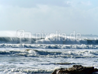 Strand und Wellen 11