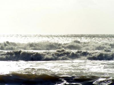 Strand und Wellen 10