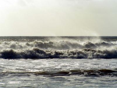 Strand und Wellen 9