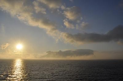 Nebel-Meer