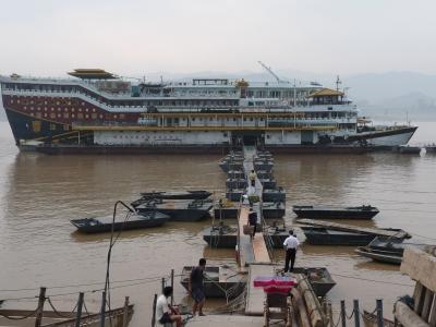 Kreuzfahrt auf dem Yangtse